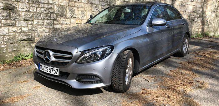 Mercedes C-Klasse – Automatikgetriebe