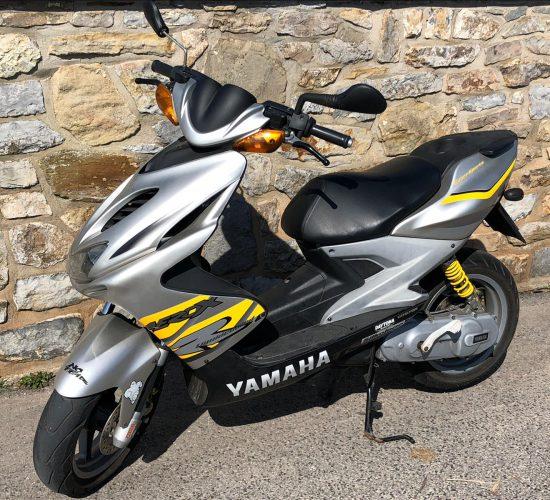 Yamaha Aerox – Klasse AM
